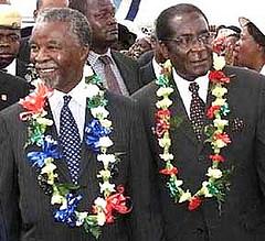 Mbeki-mugabe